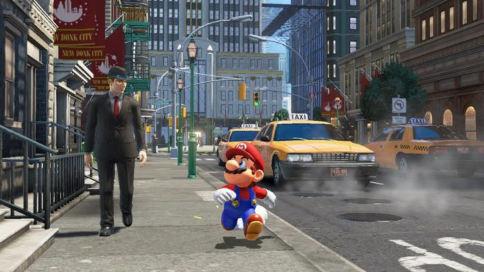 Super Mario Odyssey Download Size Revealed