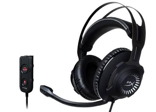 The HyperX Revolver S Premium Gaming Headset Is Now Shipping