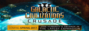 New Dev Diary Released For Galactic Civilizations III: Crusade