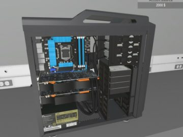 Check Out This PC Building Simulator