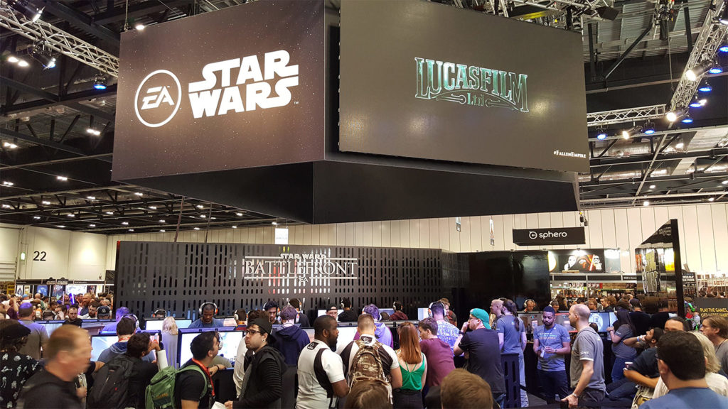 Star Wars Games to be Present at Star Wars Celebration Event; Potential Reveals Could Take Place