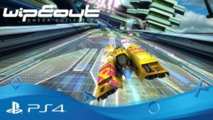 WipEout Omega Collection Coming to PS4; Features Music From The Prodigy and Swedish House Mafia