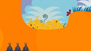LocoRoco Remastered Launches For PlayStation 4 On May 9th
