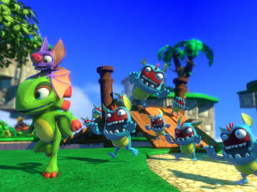 Upcoming Yooka-Laylee Update Will Allow You to Skip Cutscenes, Adds Camera Settings and More
