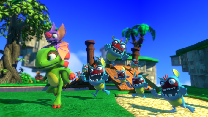 Yooka-Laylee | Special Moves Guide