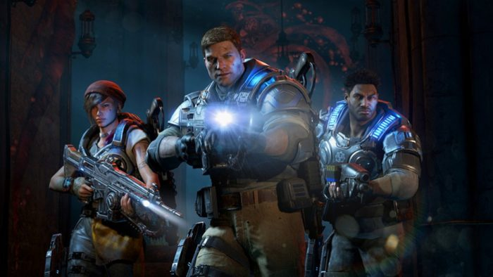 Gears of War Will Start Mixing PC and Xbox Players For Ranked Matches