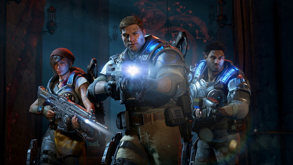 Gears of War 4's Latest Patch Is Ridiculously Huge, Weighing Over 29GB