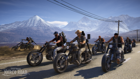 The First Ghost Recon: Wildlands Expansion Drops Next Week
