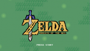 Nintendo Kills Off Zelda Fan Game Breath of the NES