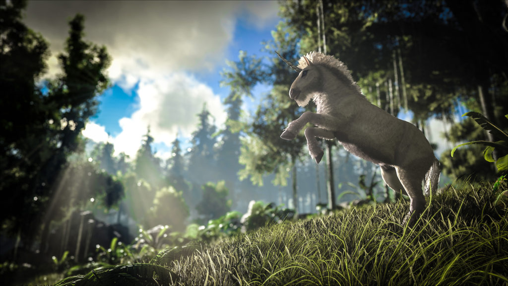 ARK: Survival Evolved Update v509 Adds Five New Dinos, New Weapon