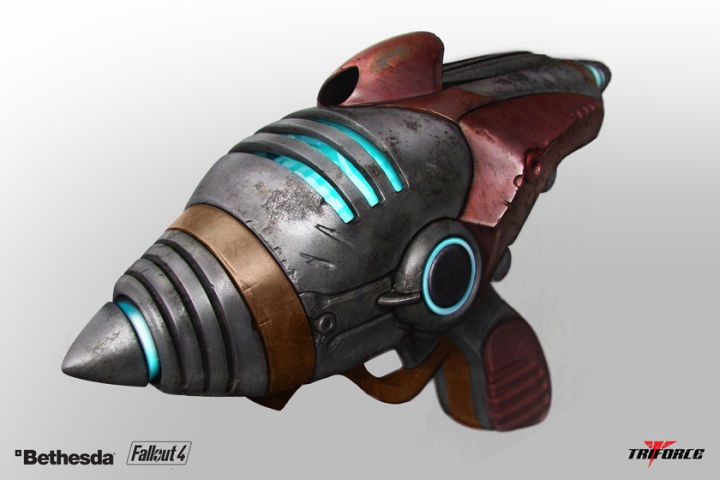 Fallout Alien Blaster Full Scale Replica Announced; Pre-Order Your's Now for $100