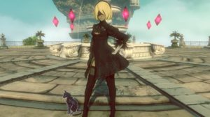 Free NieR Automata Costume For Gravity Rush 2 Coming To The West