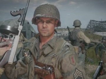 First Set of Call of Duty WWII In-Game Screenshots Leaked