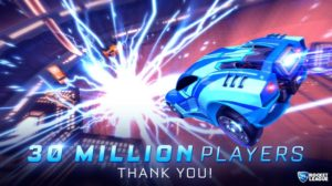 Rocket League To Expand to China; Hits 30 Million Player Milestone