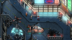 This Is The PS4 Download Size For Cosmic Star Heroine