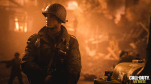 Call of Duty: WWII May Feature Gamemodes With 40+ Players