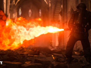 SledgeHammer Games Release World Premiere Trailer for Call of Duty: WWII