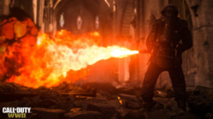 Check out the Latest 1080p Screenshots of Call of Duty: WWII