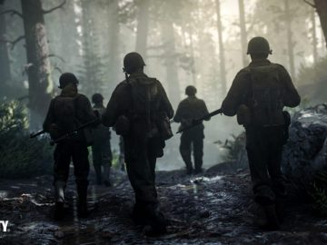 Call of Duty: WWII Receives Big Update Next Week; Rebalances Weapons, Revamps Divisions and Tunes Various Weapons