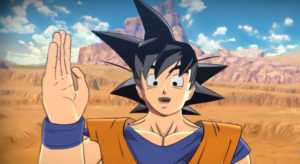 Take A Look At This Dragon Ball VR Game