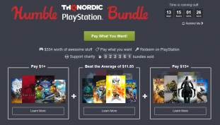 Humble Bundle Partners With THQ Nordic Featuring PlayStation 3 & PlayStation 4 Titles