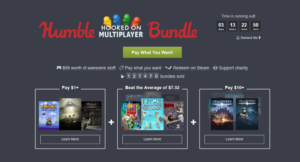 PSA: Humble Multiplayer Bundle Ending Soon