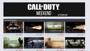 Humble Bundle Offers Massive Call of Duty Sale