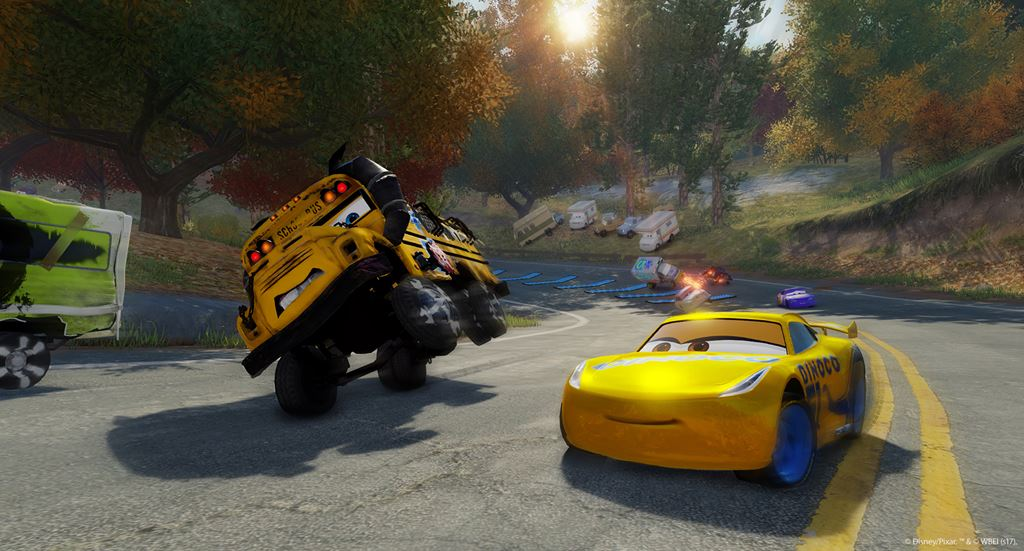 Cars 3 Driven To Win Announced Gameplay And Release Date