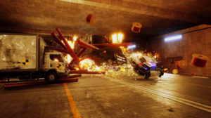 Creators Behind Burnout Create A New Crash Mode Spiritual Successor