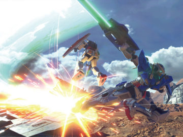 Gundam Versus Will Have An Open Beta For PS4