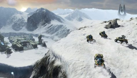 Xbox One/PC Halo Wars Remaster Splits Off For a Standalone Release