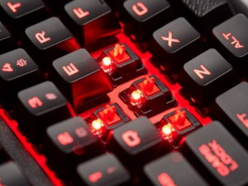 Corsair K63 Tenkeyless Mechanical Keyboard Review