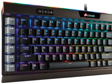 Corsair K95 RGB Platinum Mechanical Keyboard Review