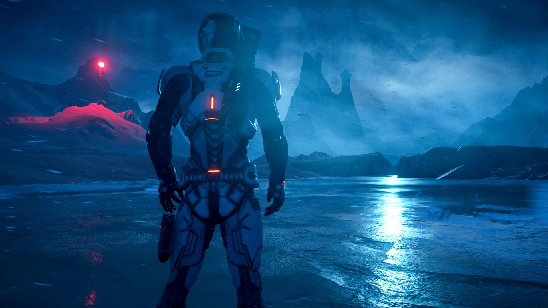 Mass Effect Andromeda Update 1.09 Further Improves Facial Animations and Cutscene Animations