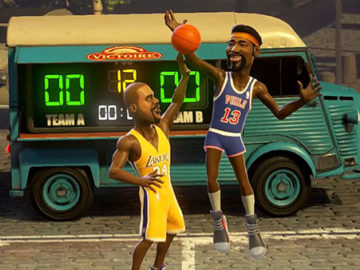 Arcade-Style NBA Playgrounds is Out Now