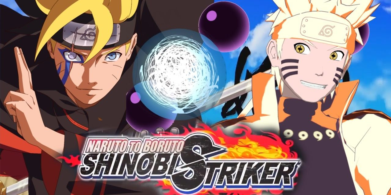 Bandai Namco Announces Naruto to Boruto: Shinobi Striker Alongside Shippuden Legacy Collection