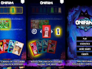 Dream Infused Card Game 'Onirim' Launches on Smartphones