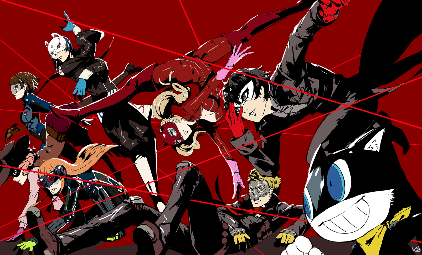 Persona 5 Earn Unlimited Cash Quick With This Money Farming Trick
