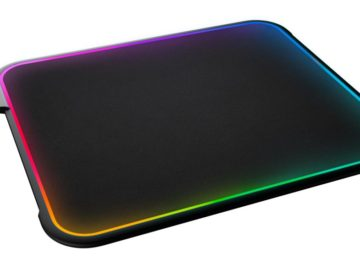 SteelSeries Announces QcK Prism, The First Dual-Surface RGB Illuminated Mousepad Ever