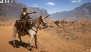Ride a Unicorn In Battlefield 1 This April Fools!