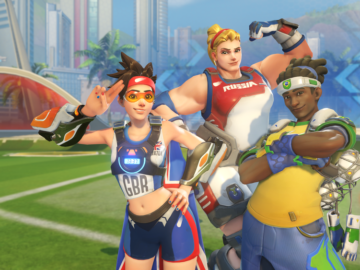 Jeff Kaplan Hints at Seasonal Overwatch Events Becoming Permanent Custom Games