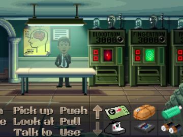 Thimbleweed Park's Ron Gilbert Gives His Thoughts on Streaming