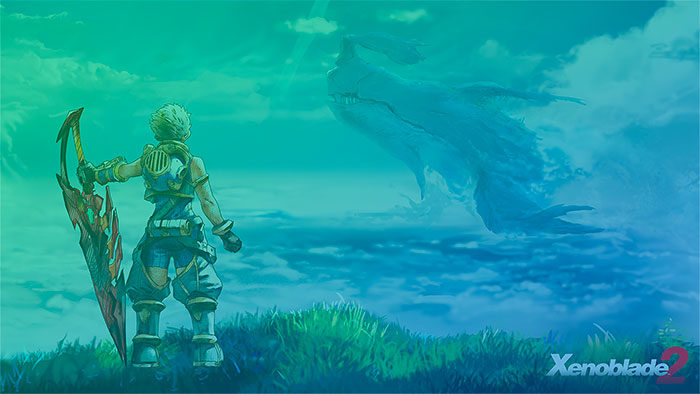 Xenoblade Chronicles 2 Wallpapers in Ultra HD   4K - Gameranx