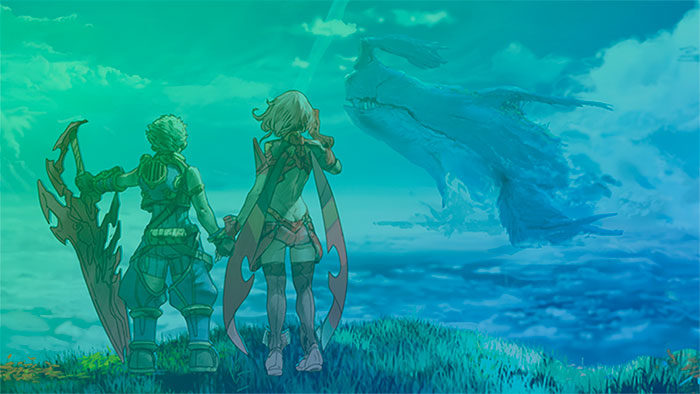 Xenoblade Chronicles 2 Is Coming Along With Breath Of The Wild DLC's
