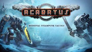 Steampunk RPG Acaratus Prepares to Launch Mecha Flavoured Action