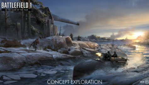 Battlefield 1 Roadmap Previews New Expansion and Changes To Updates