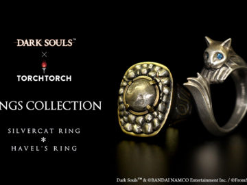 Add Some Gothic Flair to Your Fingers With These Epic Dark Souls Rings