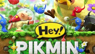 Hey! Pikmin Launches This July