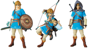 Breath of the Wild Real Action Hero Link is Now on Sale