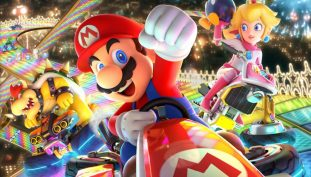 Mario Kart 8 Deluxe Patch 1.1 Removes Offensive Gesture and Much More